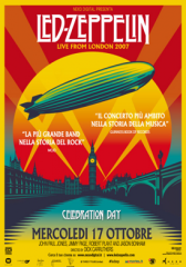 led zeppelin,celebration day,teatro ristori